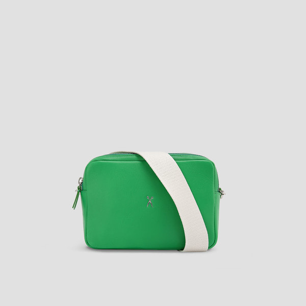 OZ Mini Square Bag Blooming Green