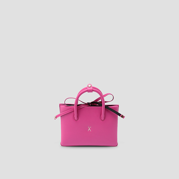 [악뮤 수현 착용]  Stacey Tote Mini Hot Pink