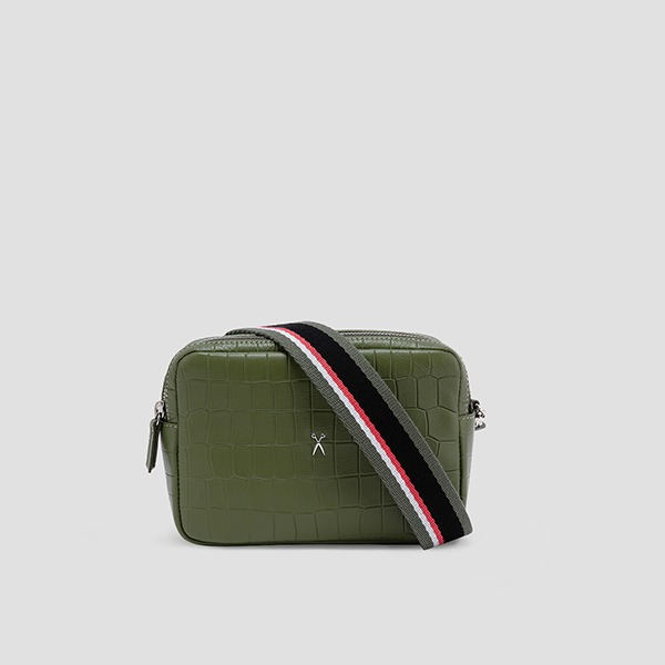 OZ Mini Square Bag Avocado Green