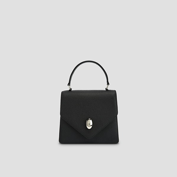 [사나/이솜 착용]Koala Mini Tote Rich Black