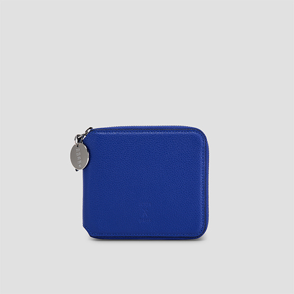 OZ Wallet Half Victoria Blue