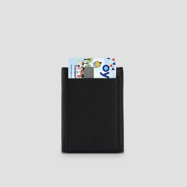 Easypass 3 Folded Wallet Rich Black