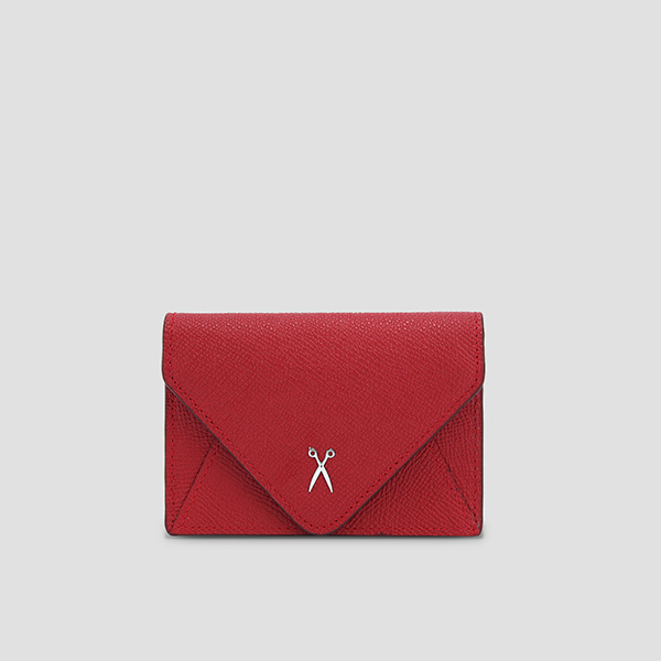 Easypass Amante Card Wallet Barbados Red