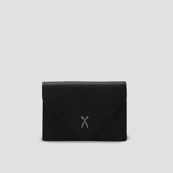 Easypass Amante Card Wallet Rich Black