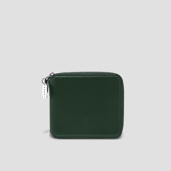 OZ Wallet Half Pine Green