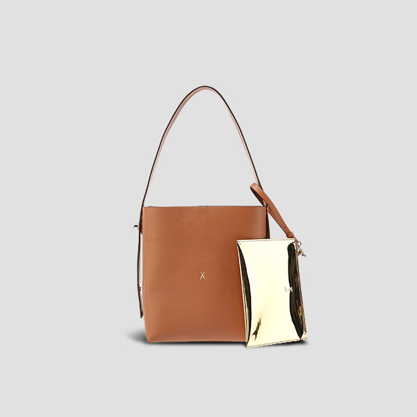 Joseph Shopper S Pecan Brown