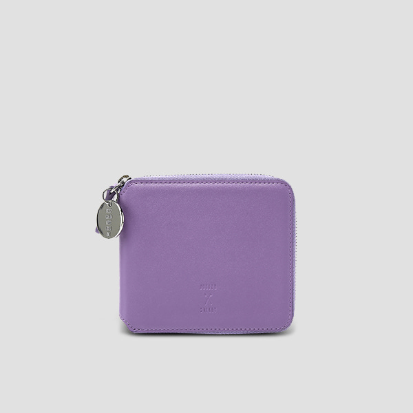 OZ Wallet Half Aster Purple