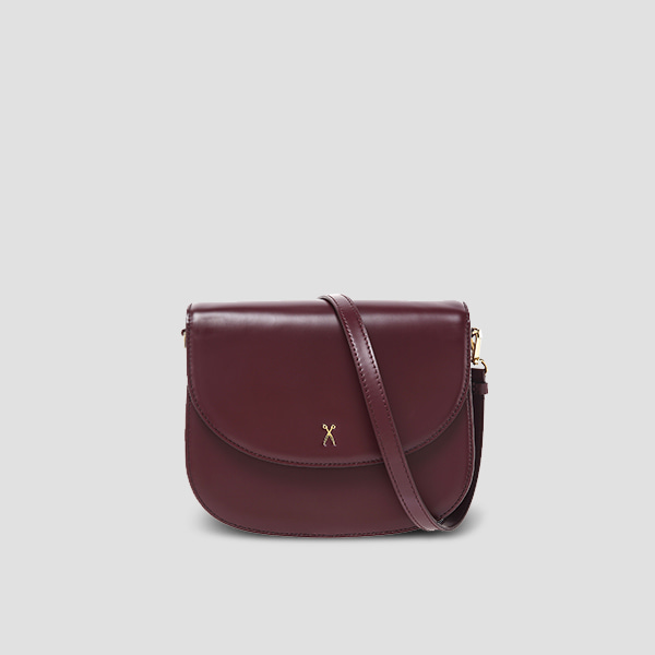 Luna Disco Cross Bag Royal Brown