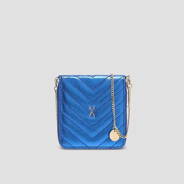 Easypass OZ Wallet Bolt Eve EditionBubble Blue(+Chain Strap)