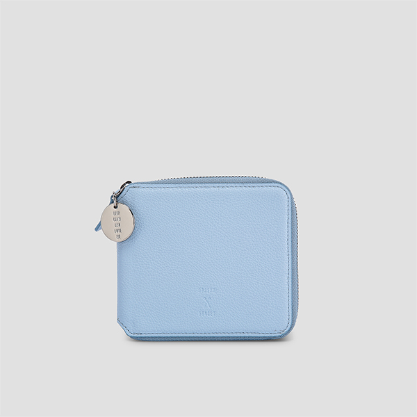 OZ Wallet Half Candy Blue