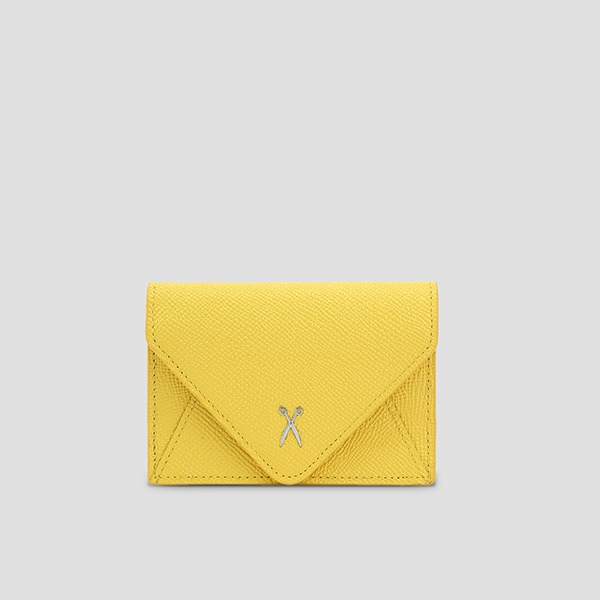 Easypass Amante Card Wallet Lemon