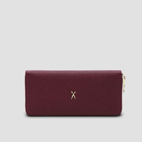 Easypass OZ 2-Way Wallet Long Winger Wine