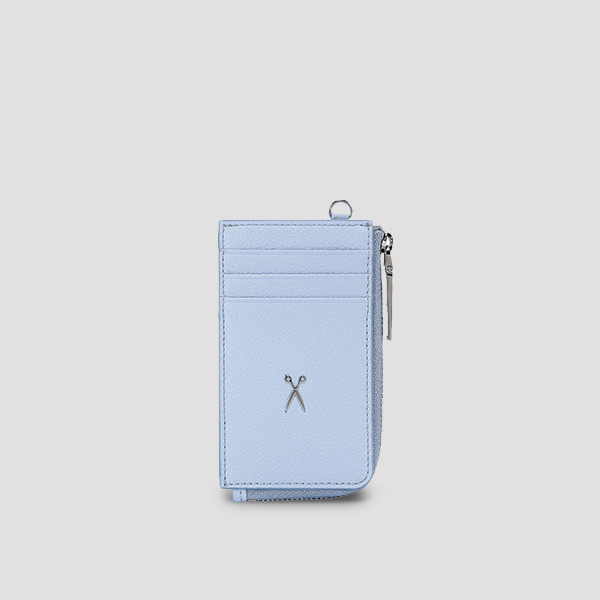 Easypass OZ Vertical Card Wallet Candy Blue