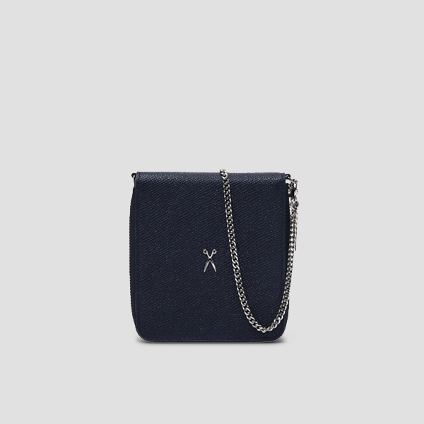 Easypass OZ Wallet BoltPosy Navy(+Chain Strap)